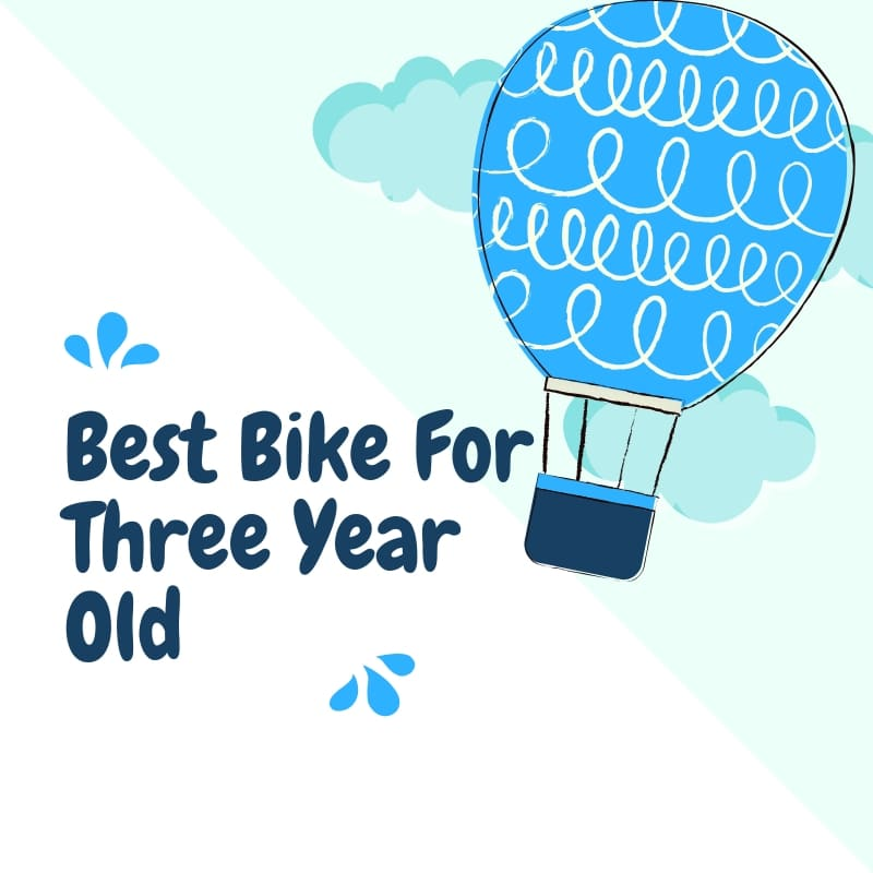 Bike For Three Year Old Featured