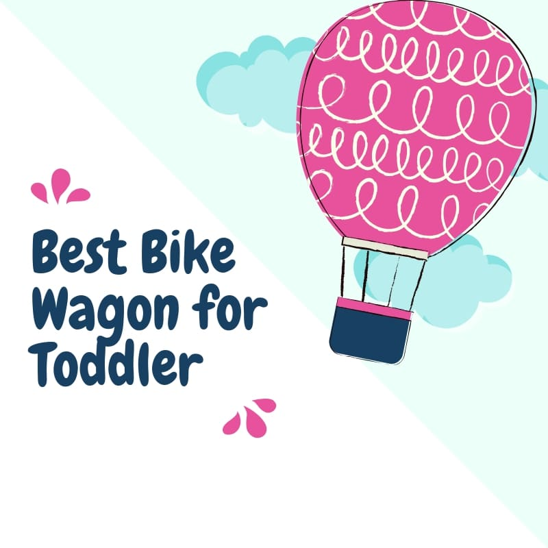 Bike Wagon for Toddler