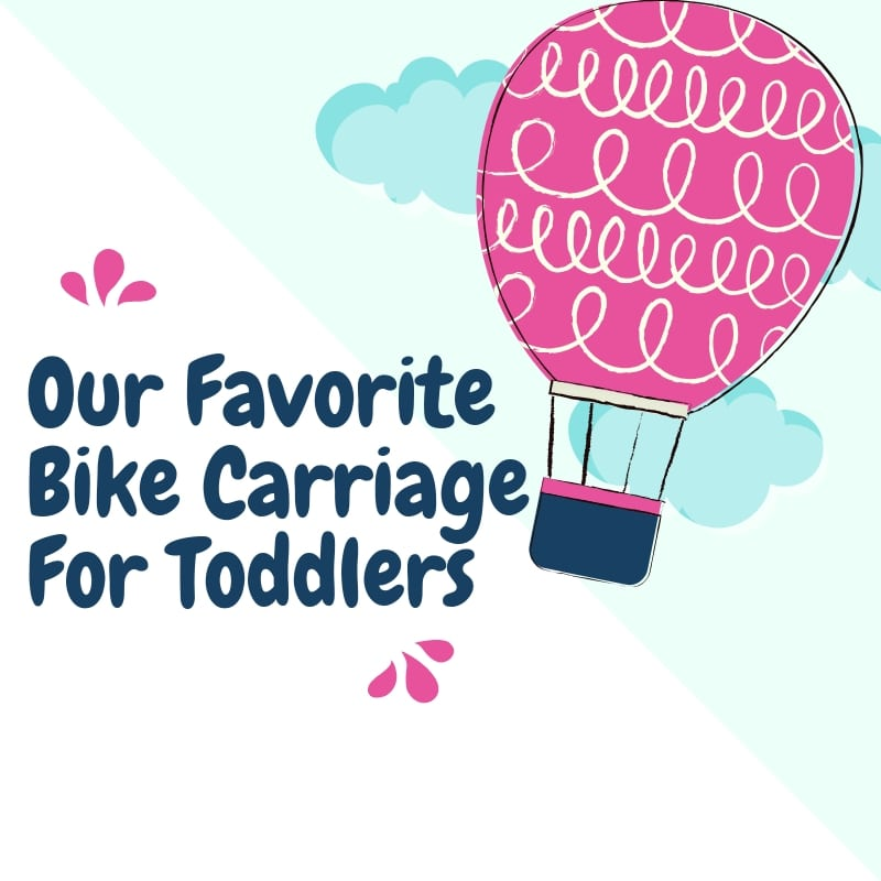 Favorite Bike Carriage For Toddlers