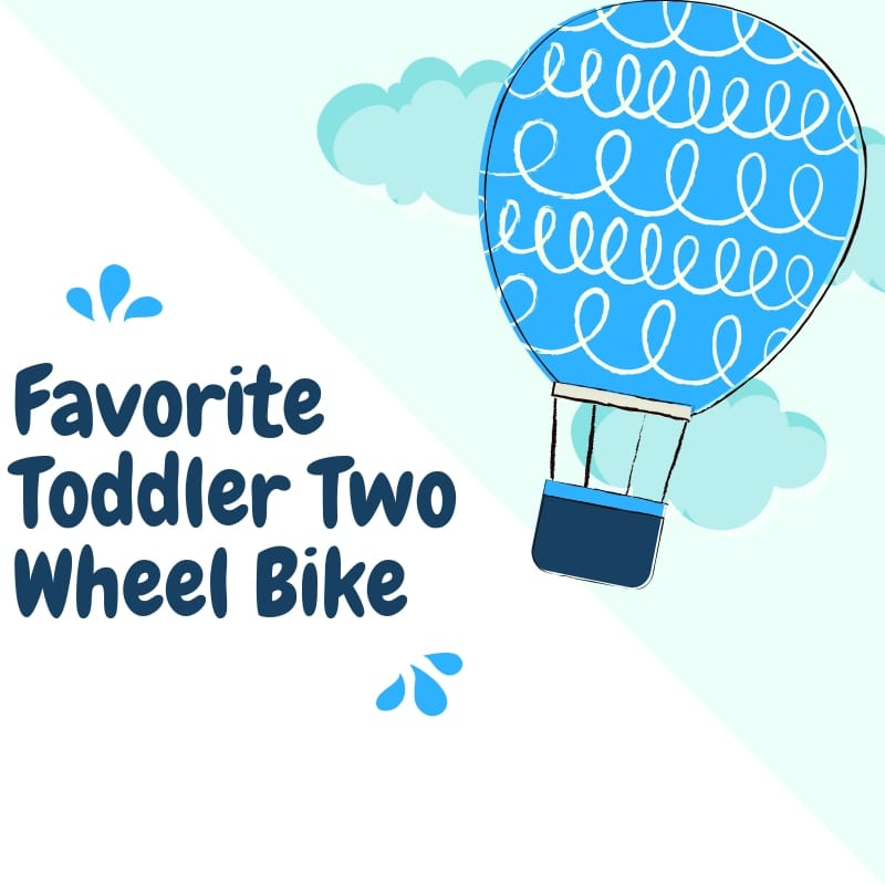 Favorite Toddler Two Wheel Bike