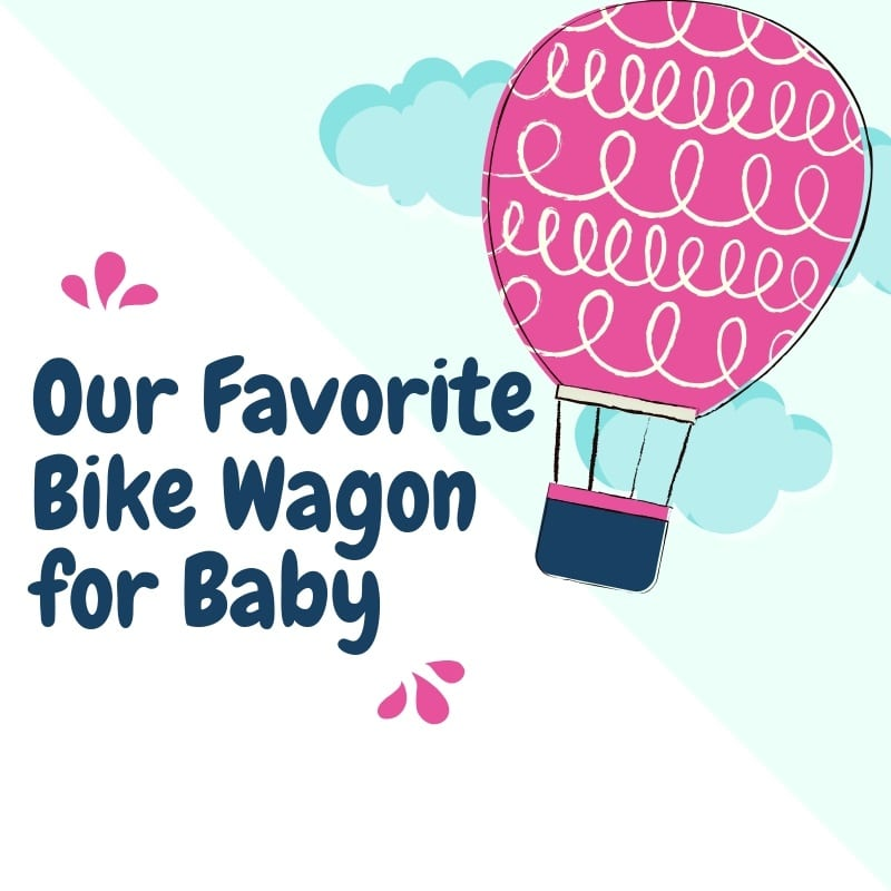 Favorite Bike Wagon for Baby