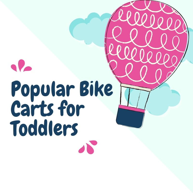 Popular Bike Carts for Toddlers