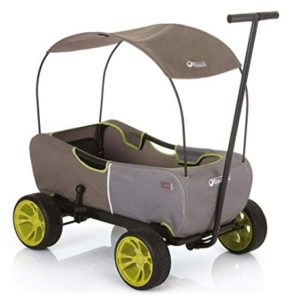 hauck eco foldable wagon