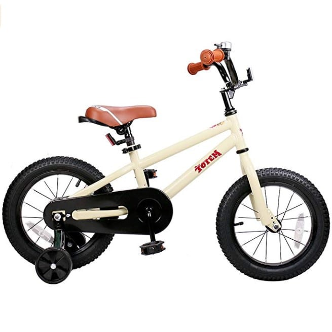 joystar bike with training wheels