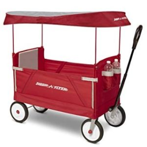 radio flyer 3in1 folding wagon