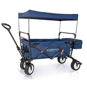 wonderfold folding wagon
