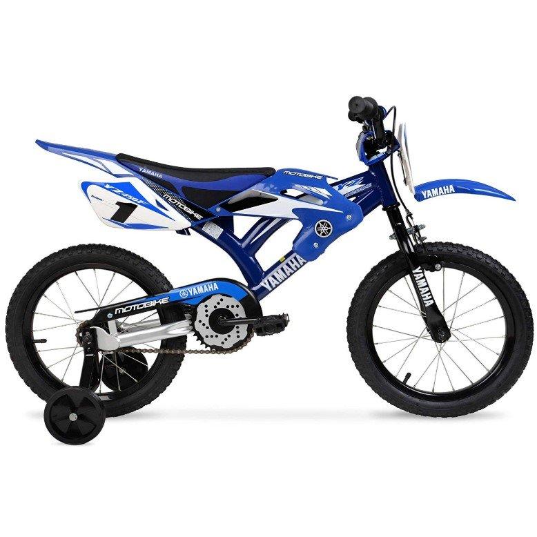 yamaha moto 16 inch kids bike