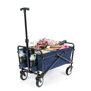 YSC grocery folding wagon