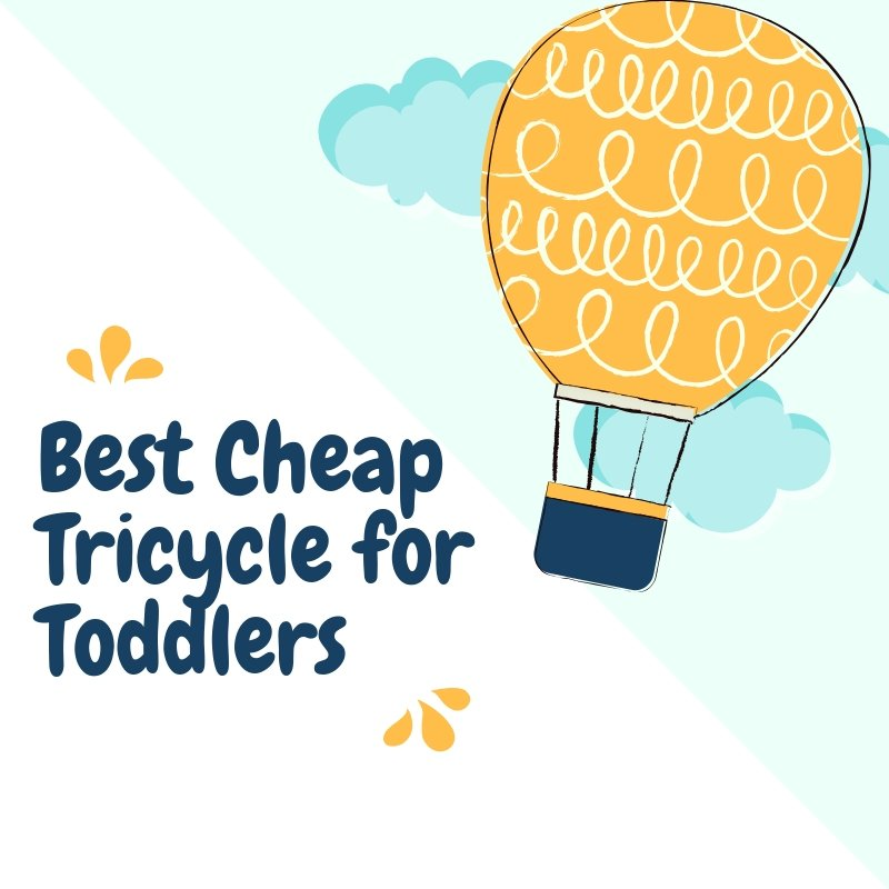 Cheap Tricycle for Toddlers