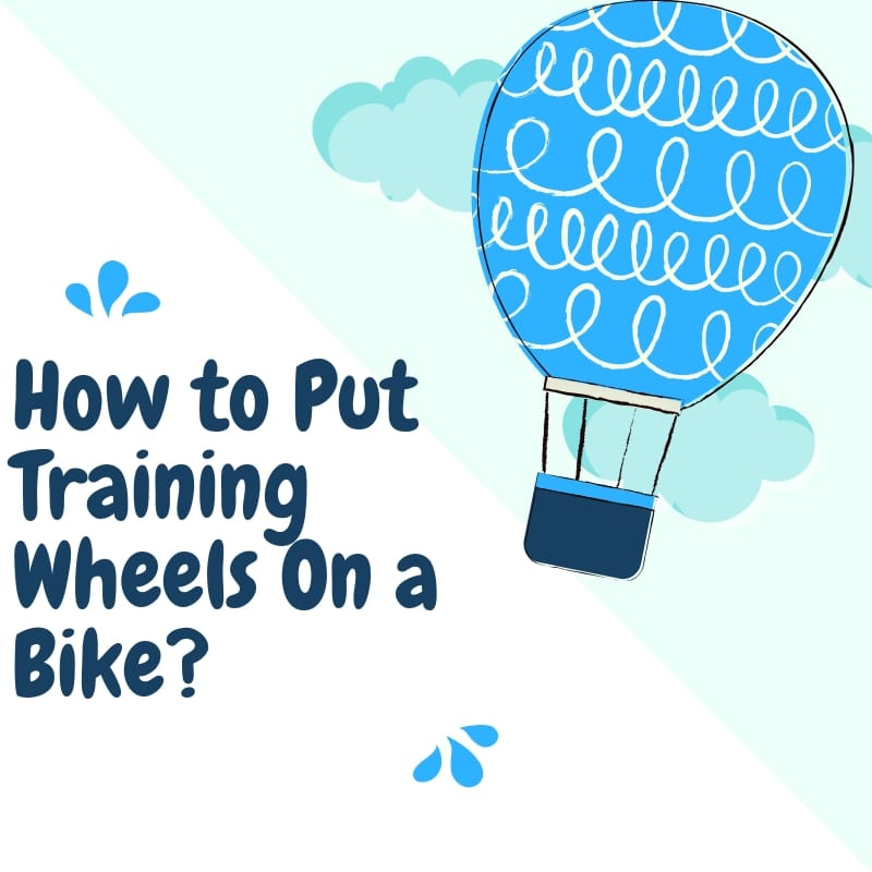 How to Put Training Wheels On a Bike