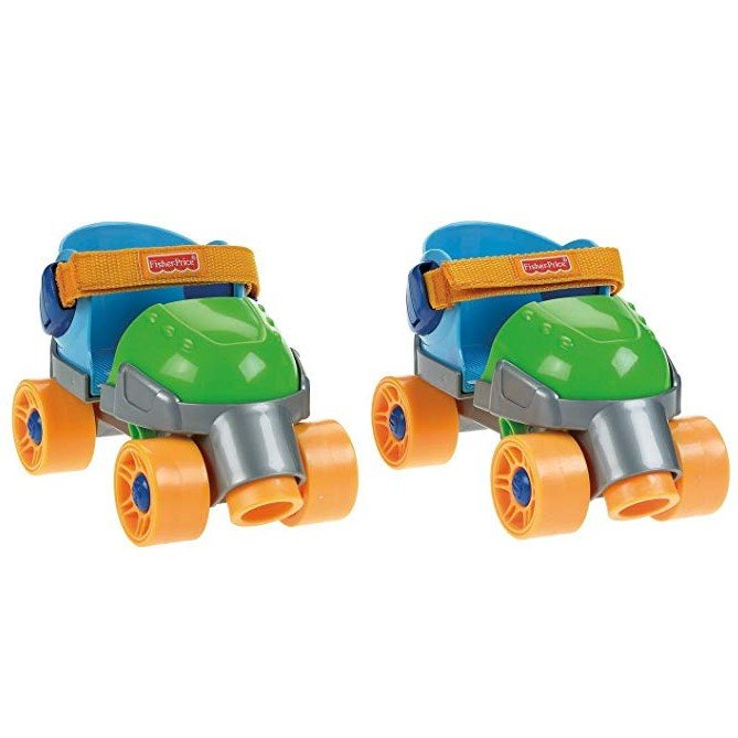 fisher-price grow with me skates