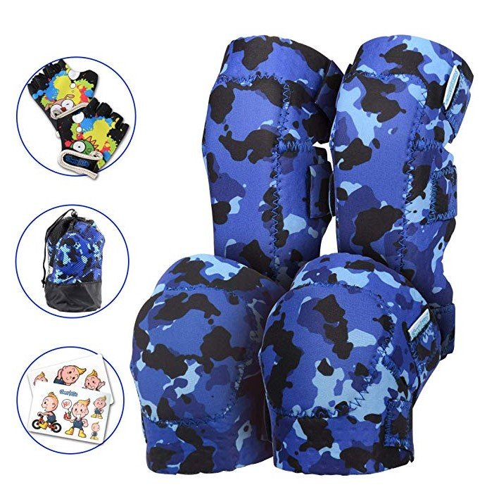 innovative protective gear set for kids