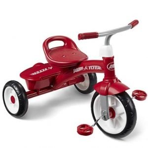 radio flyer red rider trike