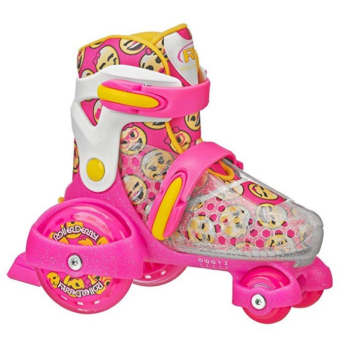 roller derby adjustable roller skates