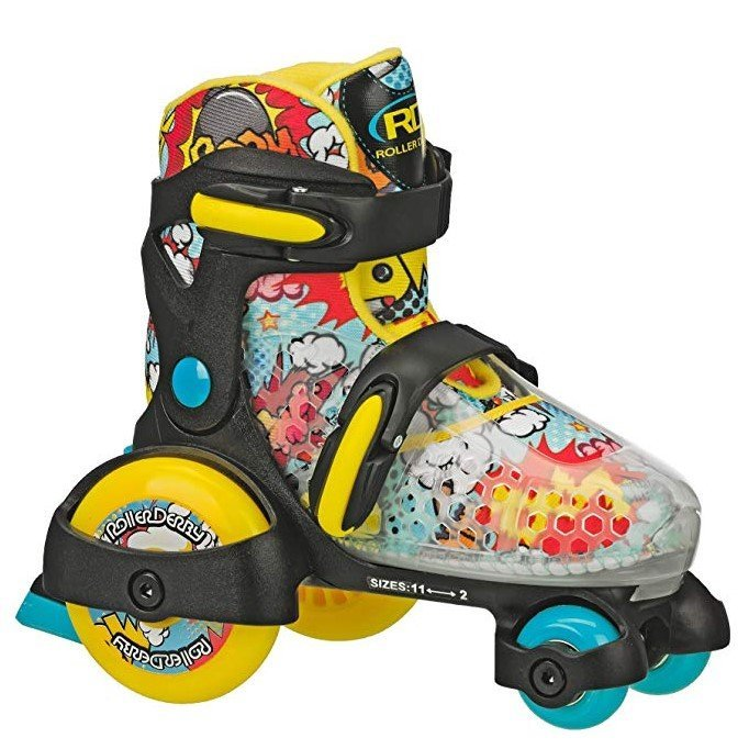 roller derby fun roll skates boys