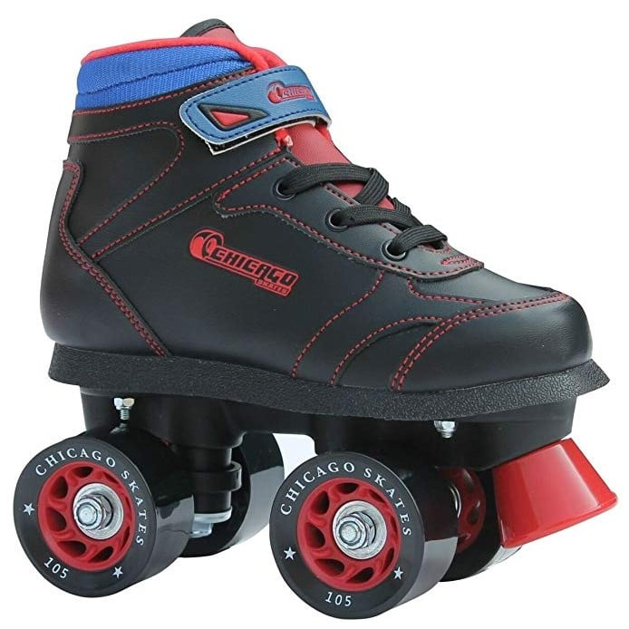 chicago boys sidewalk roller skates